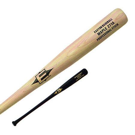 EASTON 成人木棒 職業用等級楓木棒球棒
