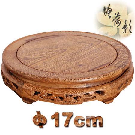 【塘荷影】黑枝木圓座子(17cm)