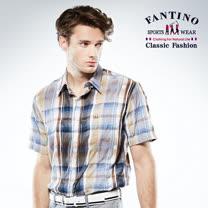 【FANTINO】男款 奧地利進口特殊材質襯衫 534308