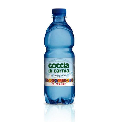 Goccia di Carnia高地卡尼天然氣泡礦泉水瓶裝^(500mlx24入^)