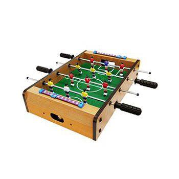 瘋世足 桌上型木製手足球台