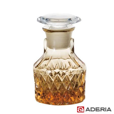 【ADERIA】日本進口玻璃醬油罐65ml(棕)