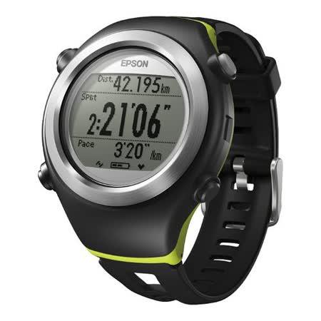 (福利品)EPSON Runsense路跑教練-健康愛跑專用 SF-310G