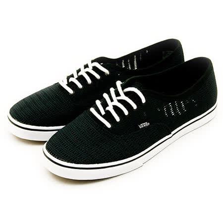 女 VANS 休閒時尚鞋 Authentic Lo Pro 黑 51011207