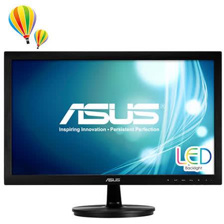 ASUS 華碩 VS228DE 22型寬LED液晶螢幕(2入組)
