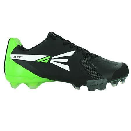EASTON 棒壘球鞋 MAKO TPU壘球鞋 M33602 (黑綠)