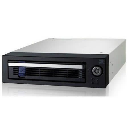 ICY DOCK 3.5吋SATA硬碟抽取盒-MB876SK-B