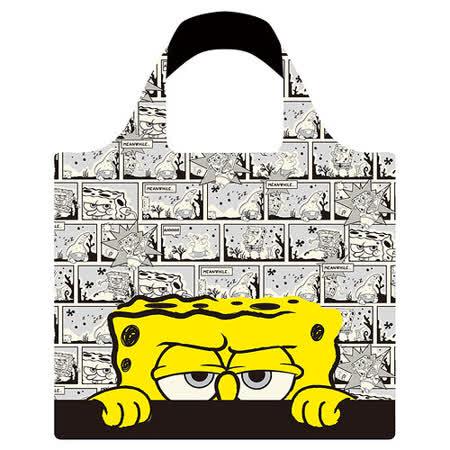 【好物分享】gohappy線上購物LOQI 春捲包│海綿寶寶-漫畫去哪買愛 買 宅配