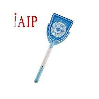 iAIP蚊風扇膽 超強電力伸縮式多功能電蚊拍 AIP-911