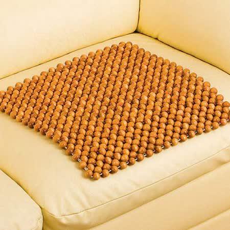格藍傢飾-檜木珠坐墊(2入組)