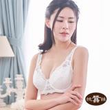 岱妮蠶絲 - (FWB2ZS22)經典款輕柔舒適型內衣 (白色)(t)