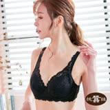 岱妮蠶絲 - (FWB2ZS22)經典款輕柔舒適型內衣 (黑色)(t)
