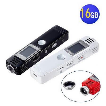 【VITAS】V700 720P低照度影像錄音筆(附16G卡)
