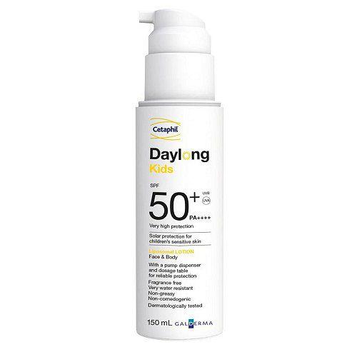 Cetaphil 舒特膚 全日護兒童防曬乳 SPF50+ PA++++