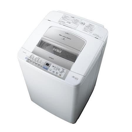 日立 HITACHI 洗衣機 11KG自動槽洗淨洗衣風乾機SFBW12P(S)銀色