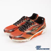 SKECHERS (男) 跑步系列 GO RUN 4 - 53995BKOR