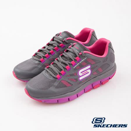 SKECHERS (女) 跑步系列 智慧生活 - 99999871GYPR