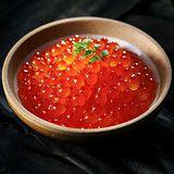 【寶島福利站】日本原裝醬油漬鮭魚卵(500g/盒)含運