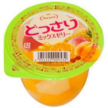 Tarami綜合水果果凍250g