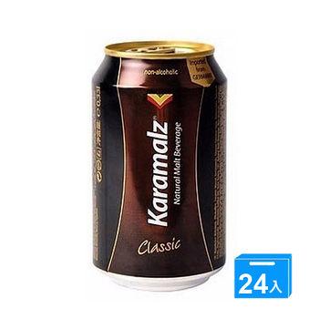 卡麥隆黑麥汁330ml*24罐-原味
