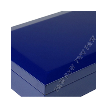 【P&W眼鏡收藏盒】【手工精品】 藍色 鋼琴烤漆6只裝眼鏡盒
