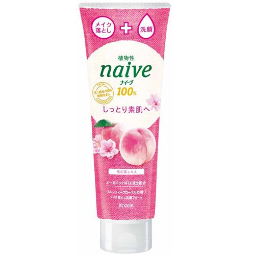 娜艾菩植物雙效洗面乳~蜜桃190g