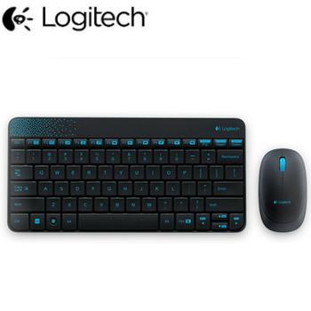 Logitech羅技 MK240 無線鍵盤滑鼠組