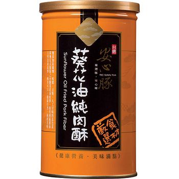 台糖安心豚葵花油純肉酥200g