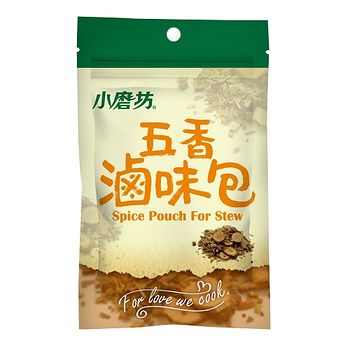 小磨坊五香滷味包 12g