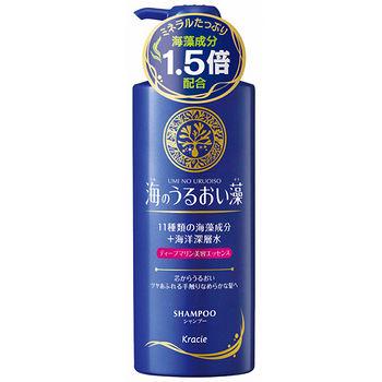 葵緹亞海潤藻深層洗髮乳520ml