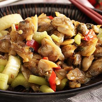 鮮饗家海瓜子肉3包(淨重230g+-5%/包)