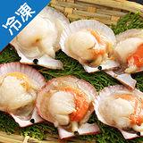 鮮饗家扇貝3包(淨重240g+-5%/包)