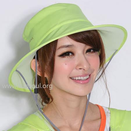 【SUNSOUL】光能帽-圓筒帽(黃光)