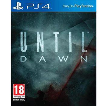 SONY PS4直到黎明Until Dawn 亞洲中文版