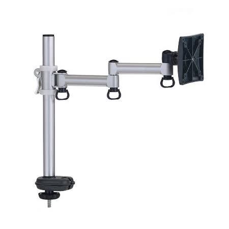 FOGIM 穿桌懸臂式液晶螢幕支架(單螢幕)終身保固-TKLA-5082C4-S-A