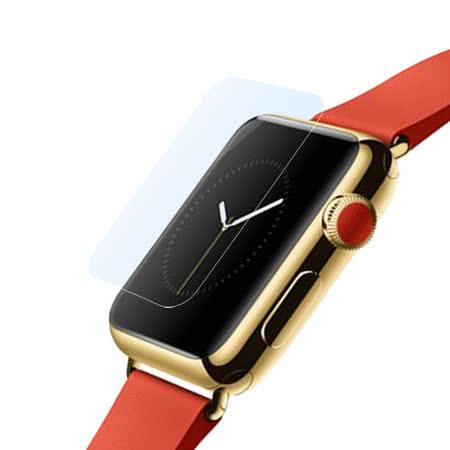Apple Watch 38MM 智慧型藍牙手錶防爆鋼化玻璃貼