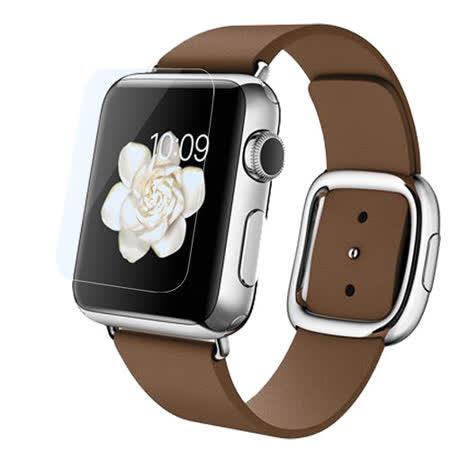 Apple Watch 42MM 智慧型藍牙手錶防爆鋼化玻璃貼