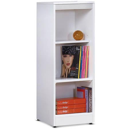 MY傢俬 基本款三層開放式系統書櫃(雙色可選)