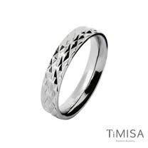 【TiMISA】永恆閃耀-細版 純鈦戒指