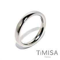 【TiMISA】單純 純鈦戒指