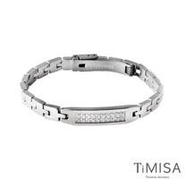 【TiMISA】永恆真愛 純鈦鍺手鍊