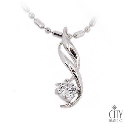 City Diamond『音符跳躍』K金項鍊