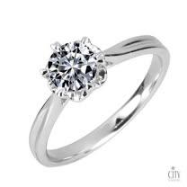City Diamond『慵懶夢境』50分鑽石戒指