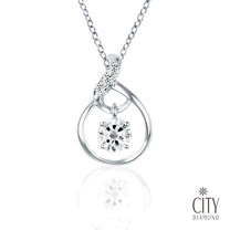 City Diamond 『復刻印記』 K金項鍊