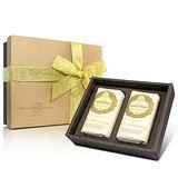 Nesti Dante  義大利手工皂-經典黃金皂禮盒(250g×2入)-送品牌紙袋隨機款