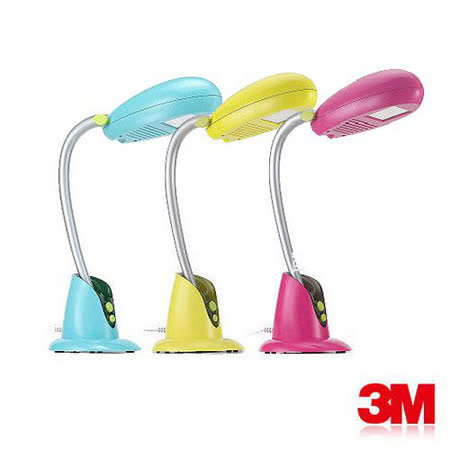 《贈史努比馬克杯》【3M】58度博視燈LED豆豆燈 FS6000(YW/PN/BL)