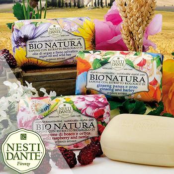 【Nesti Dante】義大利手工皂 天然純植系列 純植阿甘油乾草 250g