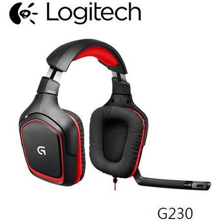 羅技 G230 電競耳麥