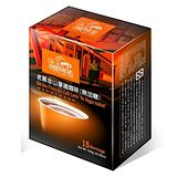 鮮一杯老舊金山拿鐵咖啡無糖20g*15
