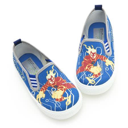 (日本製)BEN10 輕量舒適減壓休閒鞋 BEN004-藍